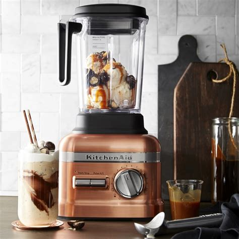 Philips Copper Khusus Blender Philips kitchenaid 174 pro line 174 series blender with thermal jar copper williams sonoma