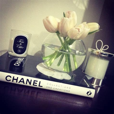 chanel collections and creations 0500513600 chanel collections and creations vera wang candle bombardier designs personalised soy candle
