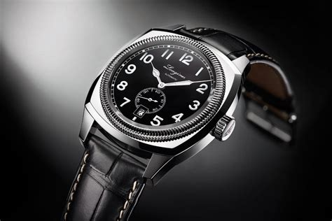 what does longines up their sleeves