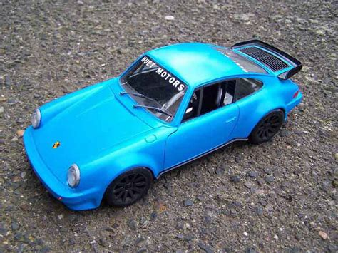 porsche 930 turbo blue porsche 930 turbo blue tonka diecast model car 1 18 buy
