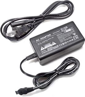 ac power adapter for sony ac l10 ac l15 ac l100 ac l15a ac