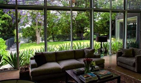 garden living room living room toorak residence by eckersley garden