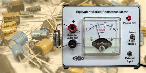capacitor esr pdf build an esr meter for your test bench nuts volts magazine for the electronics hobbyist