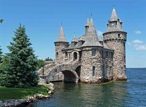 last boldt castle island 1000 islands