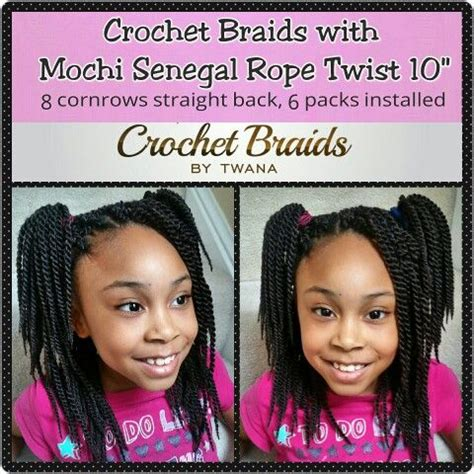 mochi senegal rope twist 10 crochet braid my 7 yr old sporting the kiddie crochet brand mochi 10