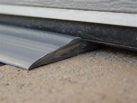 Tsunami Seal? Garage Door Threshold Seal
