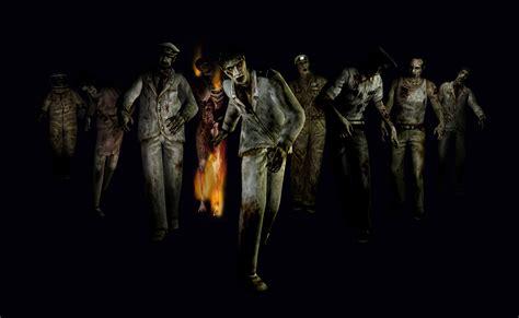 imagenes de zombies reales hd zombie black background gun survivor 4 biohazard heroes