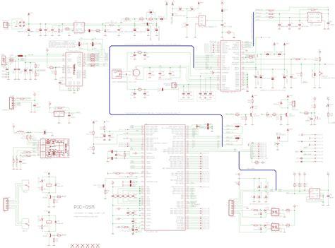 pic gsm cellular development board dev 08851 sparkfun