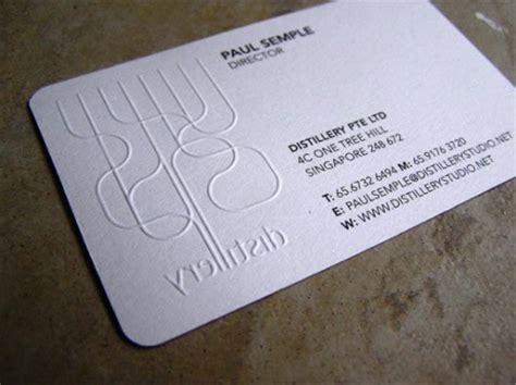 how to make letterpress business cards 50 letterpress business card design for inspiration