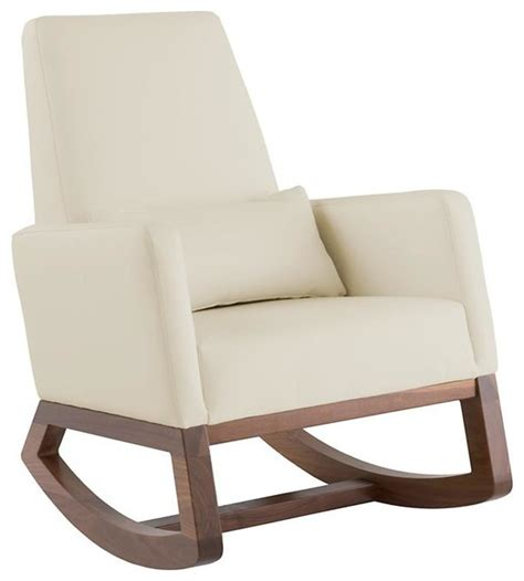 modern gliding chair joya rocker modern rocking chairs by the land