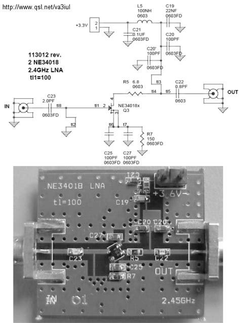 rx amplifiers amplificadores de recepcion littlesoft electronics