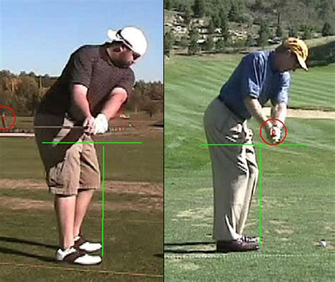 correct golf swing takeaway brian howenstein swing analysis hot topics swing check