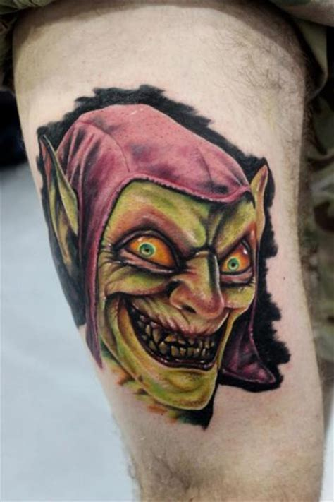 goblin tattoo designs goblin images designs