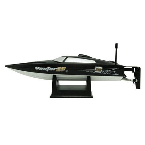 vector 28 rc boat battery charger volantex v795 1 vector 28 black rc racing boat rtr at