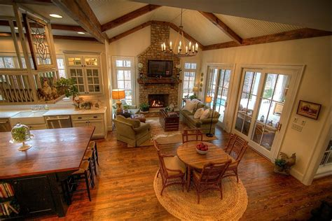 vaulted great room country great room with vaulted ceiling by atlanta sold sisters zillow digs zillow