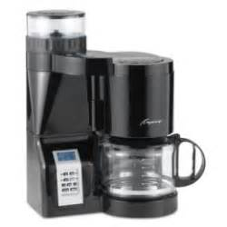 Burr Grinder Coffee Maker The Best Of The Best The Capresso Coffee Maker