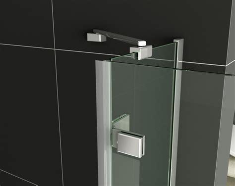 pivot bath shower screen chrome pivot hinge bath shower screen bathroom single glass door panel ebay