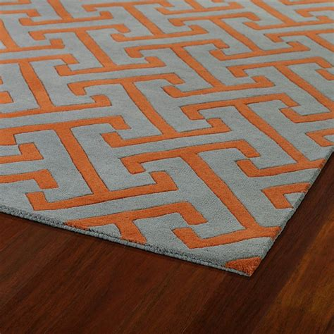 orange rugs orange and grey area rug best decor things