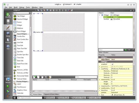 qt layout xml basic qt programming tutorial qt wiki