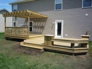 Deck design deck and patio ideas pinterest