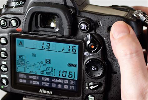 how to photograph anything best settings for
