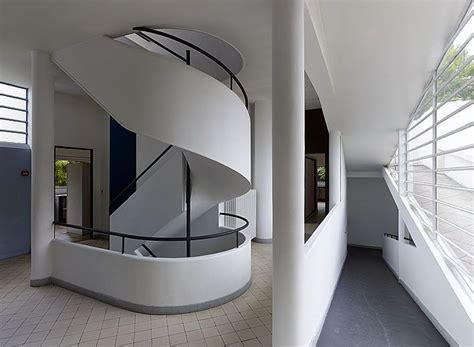Villa Savoye Interior by Design Icons Le Corbusier Vkvvisuals