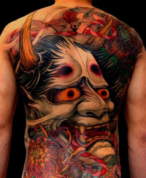 devil demon tattoos