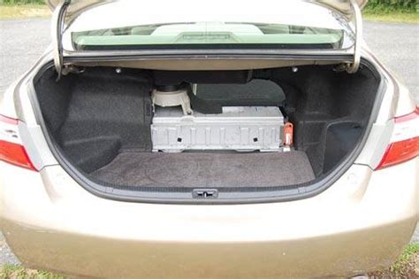 Toyota Camry Hybrid 2007 Battery View Size