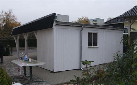 carport pl płaska z blendą holz carport doppelcarport und