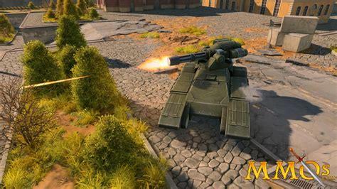 X By tanki x review mmos