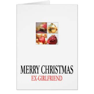 ex girlfriend cards zazzle