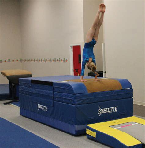 Resilite Gymnastics Mat resilite gymnastics equipment review
