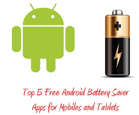 battery saver for android mobile top 5 free android battery saver apps for mobiles and tablets technokarak