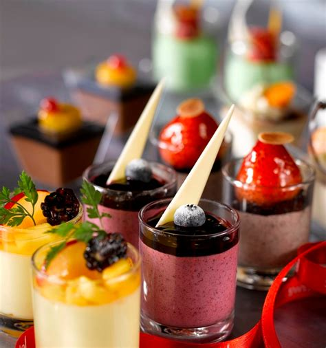creme brulee dessert recipe in a shot glass mini shotglass deserts platters