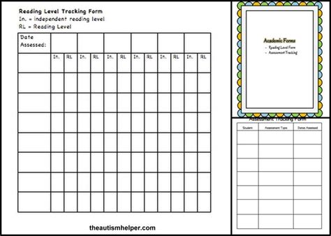special education schedule template 1000 images about data systems for special ed autism on