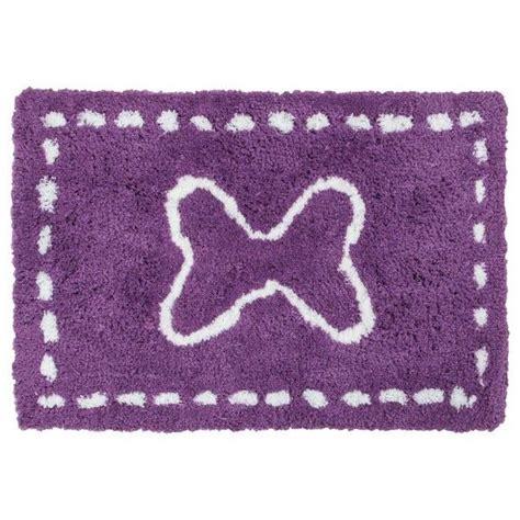 Tapis Enfant Violet by Tapis Microfibre 90 Cm Enfant Violet Tapis De Chambre