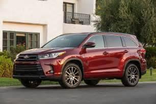 Toyota Highlander 2017 Toyota Highlander 8 Things To Motor Trend