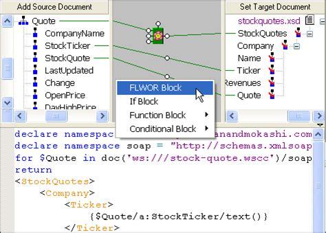 layout xml block type xml to xml mapper