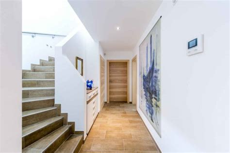 geländer für treppenaufgang design treppe flur