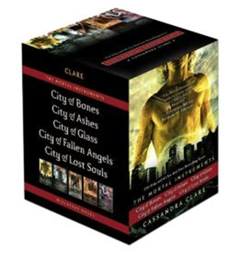 the on goal series box set books the mortal instruments series 5 books city of bones