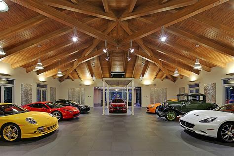 12 Car Garage | 2 bedroom house in washington centered around a 16 car