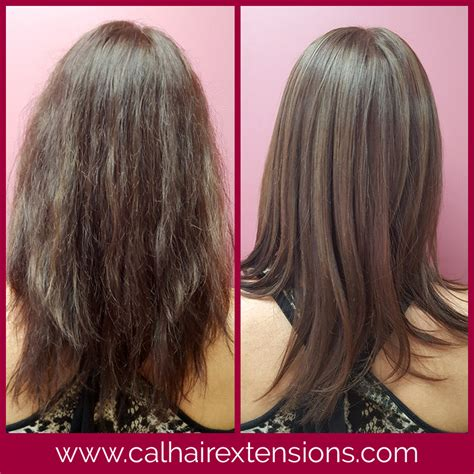 keeatin treatment and bangs pictures keratin treatment salon services california hair extensions