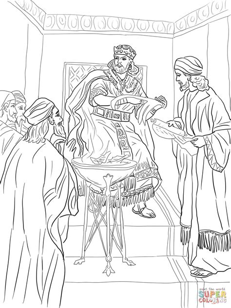 Prophet Jeremiah Coloring Pages - Coloring Home