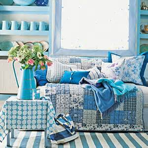 Decorating With Blue by Blue And White Decor Allyou Com