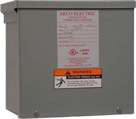 arco power factor correction capacitors arco electric power factor correction capacitors capacitor banks correction capacitors