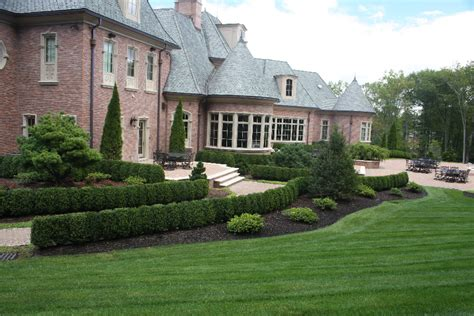 formal front yard landscaping ideas front yard and backyard formal or contemporary