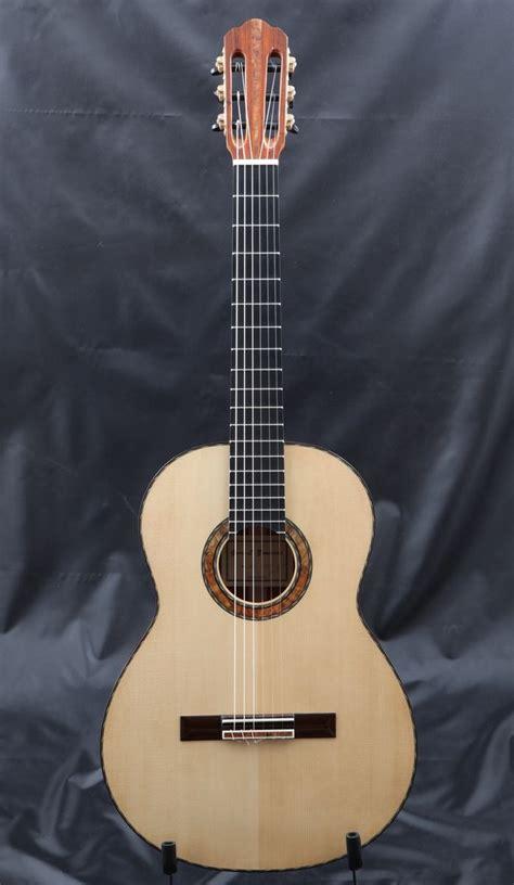 Handmade Flamenco Guitars - custom classical guitar by zimnicki guitars custommade