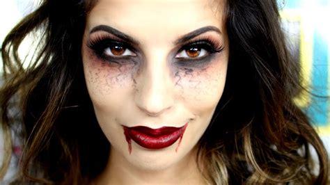 tutorial makeup halloween 2015 last minute halloween vire makeup tutorial 2015 youtube