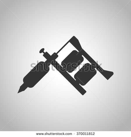 tattoo machine logo tattoo equipment stock vectors vector clip art