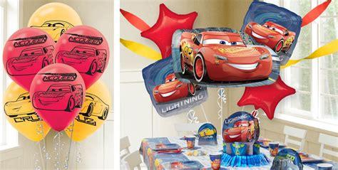 Balon Happy Birthday Car cars balloons city